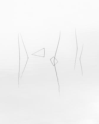 Minimalismus, Fotografie, moderne, Fotokunst, Spiegelung, See, photography, minimalism, minimalist, minimalistisch, Holger Nimtz, Kunst, fine art, Natur, Inspiration,