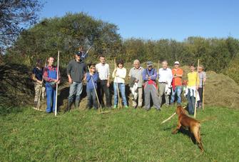 Biotoppflege Viehlaßmoos