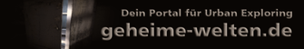 Geheime Welten - Europe's largest urbex board