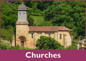 churches vic-bilh madiran
