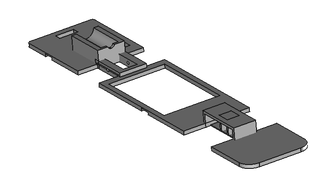 Faller Car System Chassis