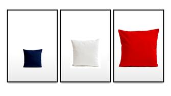 Personnlaisez les couleurs de vos coussins. Choisissez parmi nos 30 variations de couleurs exclusives. Des couleurs pop et acidulées aux couleurs classiques et nobles en passant par nos tons pastels et tendances....