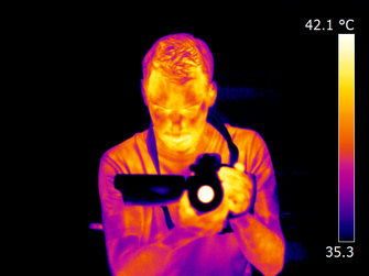 docente Claudio Longagnani termografia