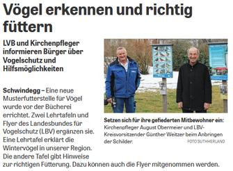 OVB-Zeitungsartikel