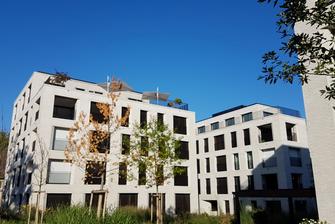 Wohnkomplex, moderner Style