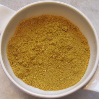 Curry; Jaipur; Indien; scharf