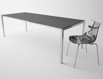 Mesa Logic - La Cadira tienda de sillas Barcelona,sillas de estilo ...