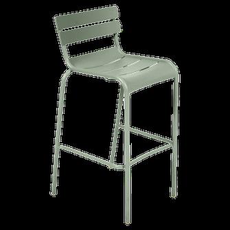 Luxembourg fermob taburete stool