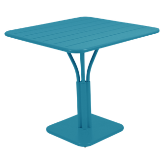 mesa pie central luxembourg fermob La cadira