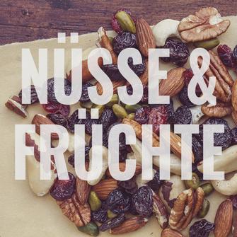 Nüsse & Früchte liefern