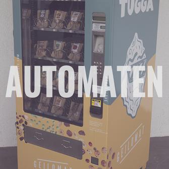 Snack-Automaten, Kaffee-Automaten, Getränke-AUtomaten