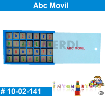Abc Movil material didactico