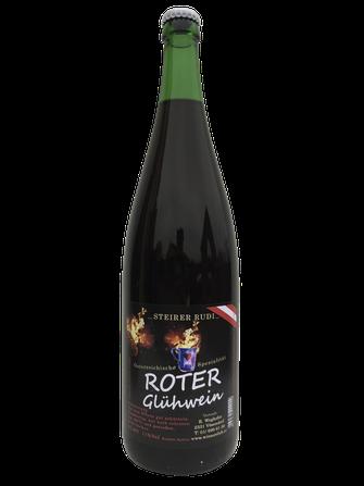 Glühwein rot, PunschZeit, original mit Wein