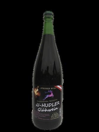 Uhudler Glühwein, PunschZeit, Wien, original mit Wein
