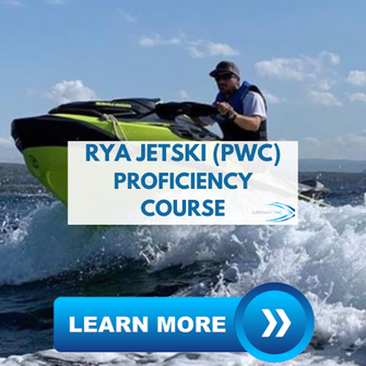 superyacht crew training jetski licence