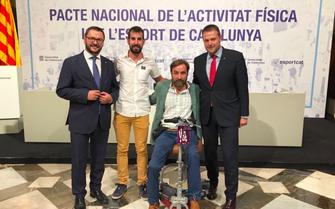 Pacte Nacional de l'Activitat Física i l'Esport de Catalunya