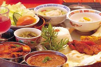 アジアンキッチン タージ 画像
