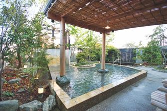 天然温泉大木の湯 アクアス 画像