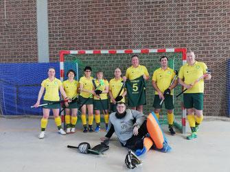 Für die Tresenwalder im Einsatz waren Daniela W., Ute, Mario, René, Romy und unser Trainer Daniel.