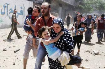 Gaza-by, den 9. juli 2014