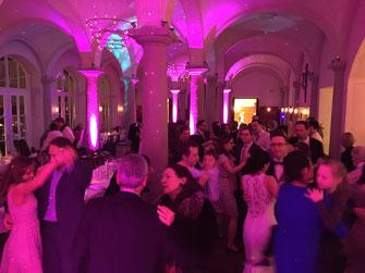 Hochzeits DJ München - Location Beleuchtung
