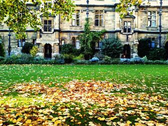 Pembroke College, Cambridge, UK