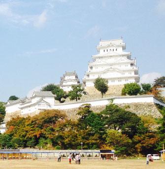 2014年11月 竹垣悟の目線から見た姫路城
