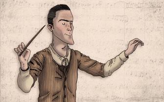 Ilustración de Ataúlfo Argenta. | JENNIFER CONDE ROJO
