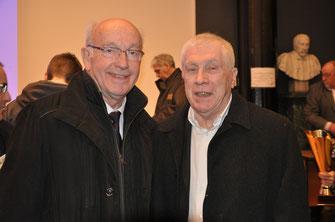 Alain MATHIEU et Jimmy BINET
