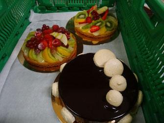 Stage Les Bases De La Pâtisserie à L Ecole De Boulangerie