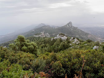 Pentadaktylos mountains