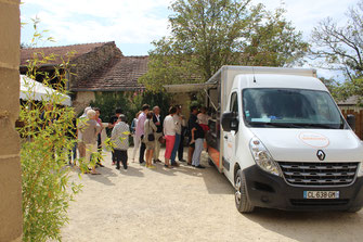 Évènements privés - Food Truck Drôme