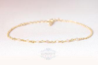 multi moonstone mondstein armband