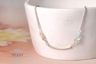 just lovely Sterlingsilber Halskette