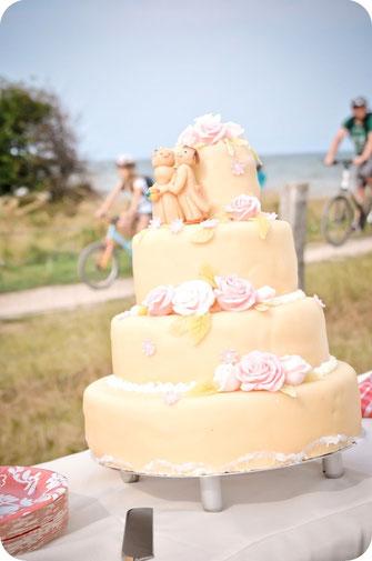 Die Hochzeitstorte Maren Pokroppa Photographie