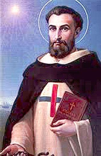 San Giovanni da Matha, fondatore: 23 giugno 1150 - 17 dicembre 1213