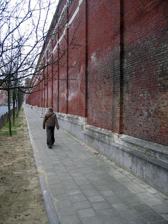 Könnte so eine Lärmschutzmauer am Bölle' aussehen?