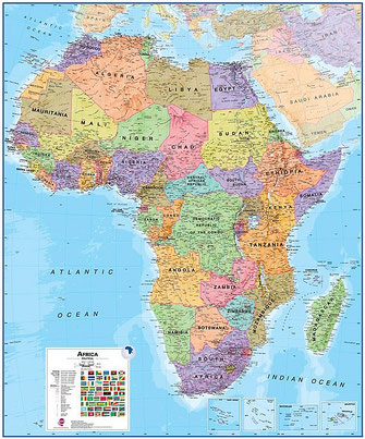 Confini africani