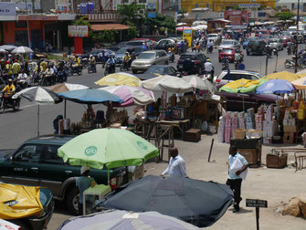 Cotonou (Bénin) © Brühl Stiftung