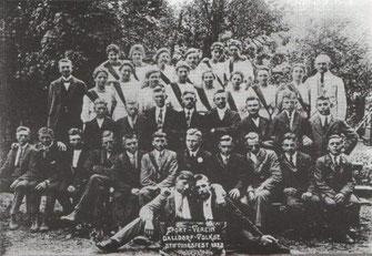 Stiftungsfest 1922