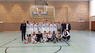 1. Herren Regionalliga mit sportlicher Unterstützung aus der Oberligamannschaft