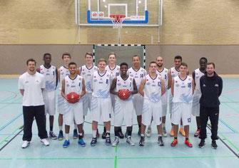 Regionalligateam BSG Bremerhaven 2014-15