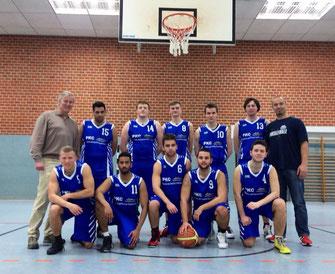 BSG (SFL/OSC) Bremerhaven: Teamfoto 5. Herren Saison 2013-14