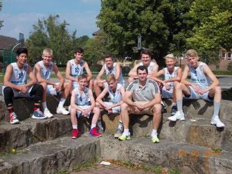 U16 Landesliga 2016-2017
