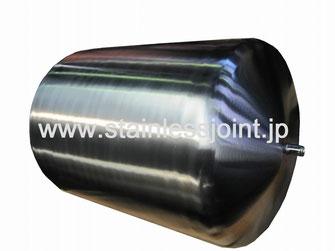 ステンレス鋼液体ヘリウム容器