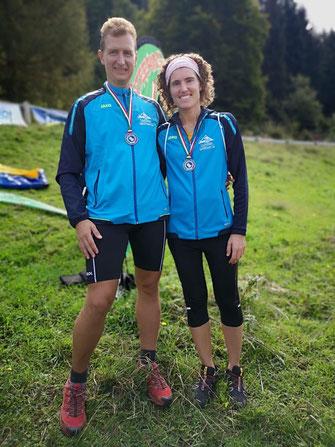 Corrado und Michela