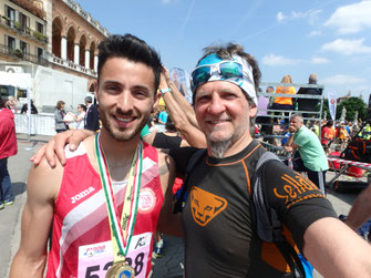 Sieger Alex Vizzini und Martin