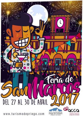 Fiestas en Priego de Córdoba Feria de San Marcos
