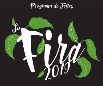 Cartel del Firó, Fira i Festes de Sóller 2015