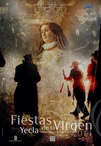 Fiestas de la Virgen en Yecla